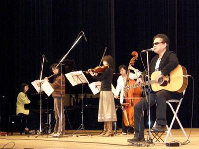 童謡コンサート(keiさんとエルスールでリハ)