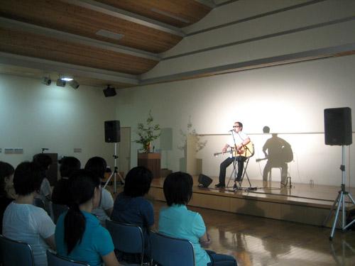 佐川での保育士さん対象のコンサート3